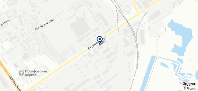 Самарское производственно-ремонтное предприятие, ОАО на карте