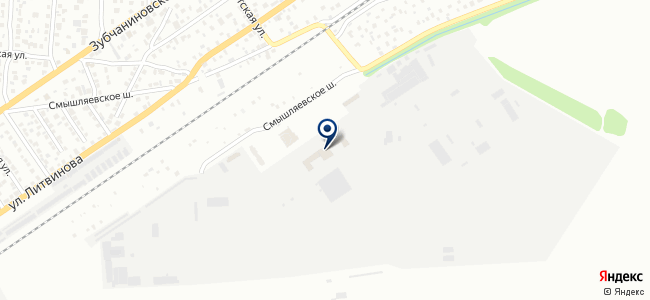 Триада, ООО на карте