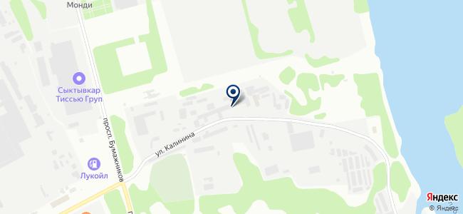 РосТехСтрой, ООО на карте
