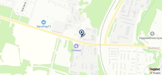 Связьстрой М на карте