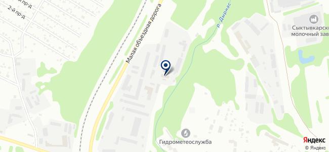 БИ, ООО на карте