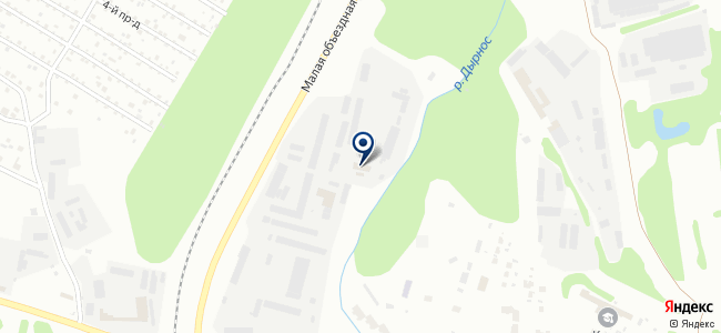КомиМеталлПрофиль на карте