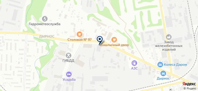 Электроперспектива, ООО на карте