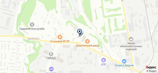 Авант, ООО на карте