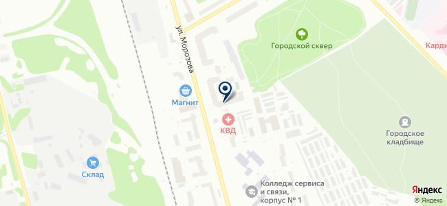 МС-Маркет на карте