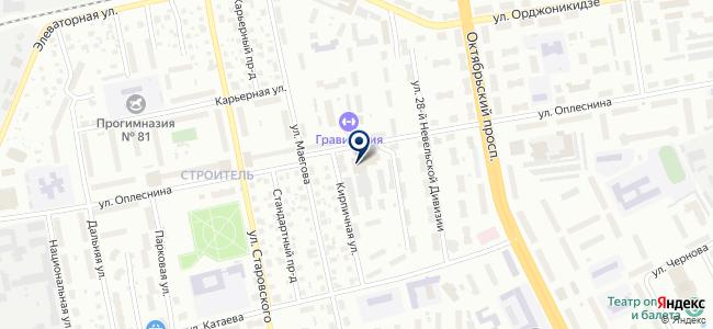Эльф инжиниринг на карте