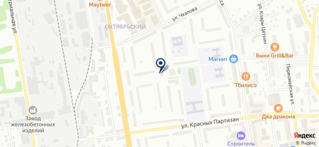 Галеон-С на карте
