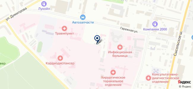 Уют Сервис Дизайн на карте