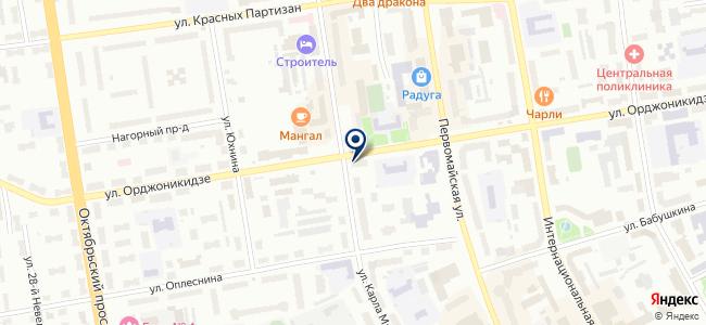 Комтел, ООО на карте