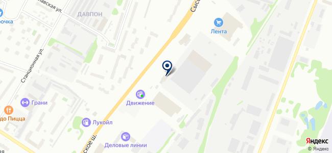 Комиавтотранс, ОАО на карте