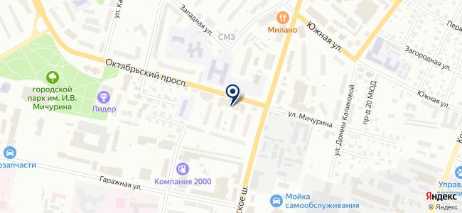 ТМК Север, ООО на карте