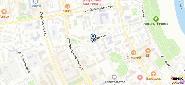 Компания Гарант, ООО на карте
