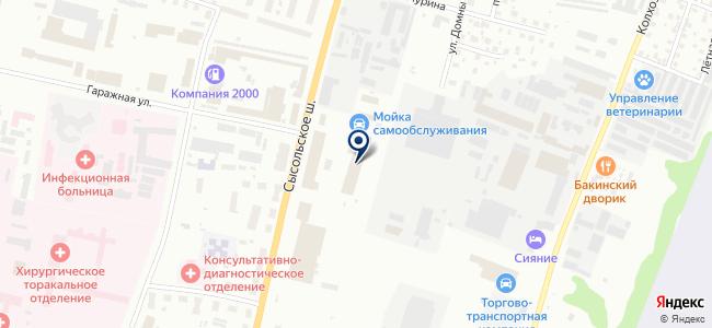 СварКом инструмент на карте