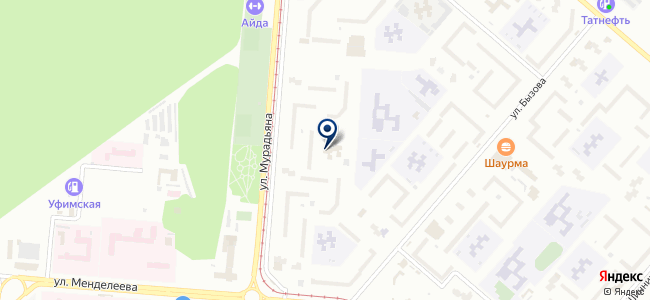 Центр оказания платных услуг населению на карте