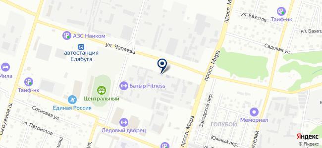 Промснабсервис, ООО на карте