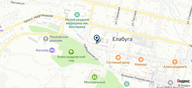 Скайбридж, ООО на карте