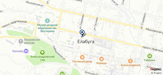 Taxnet на карте