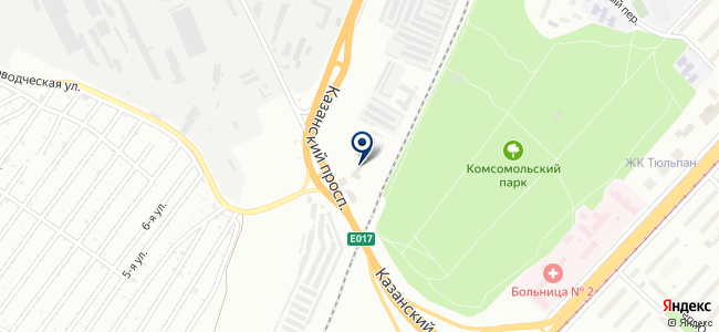 ЭнергоТехКомплекс, ООО на карте