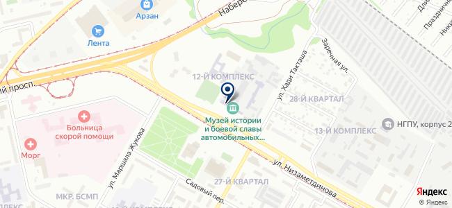 Электрощит, ООО на карте