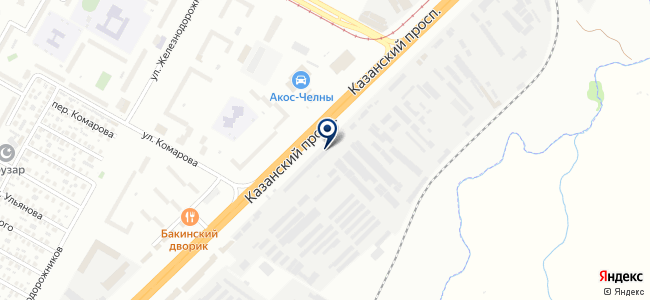 Мэк ВиРА на карте
