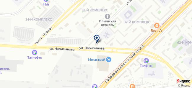 Маргарита, ООО на карте