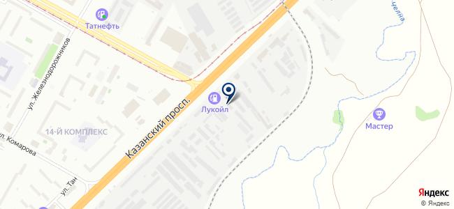 Гелиос, ООО на карте