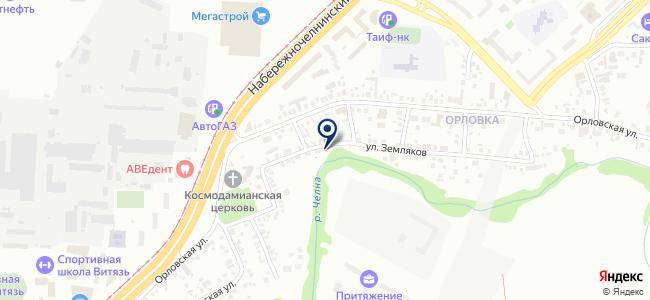 Кора-Трафик, ООО на карте