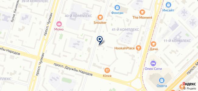 Магазин батареек на ул. 41-й комплекс, 11а на карте