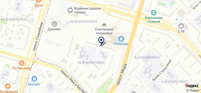 Энергоснаб, ООО на карте