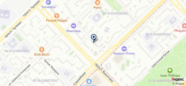 РАБИКА-Энерго, ООО на карте