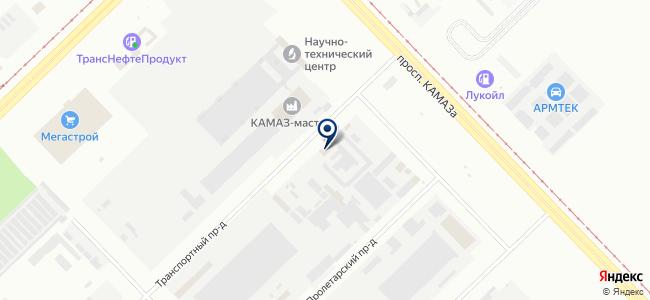 Торгсервис-Регион, ООО на карте