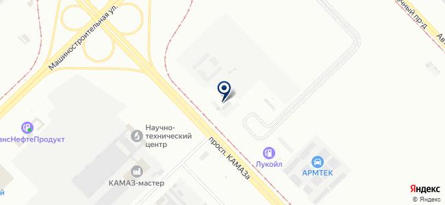ГидроТехСнаб, ООО на карте