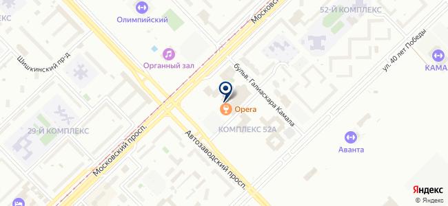 Сервисный Центр РосИнструмент, ООО на карте