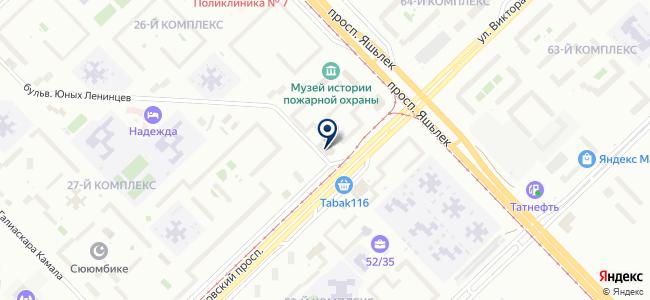 ТехноINструмент на карте