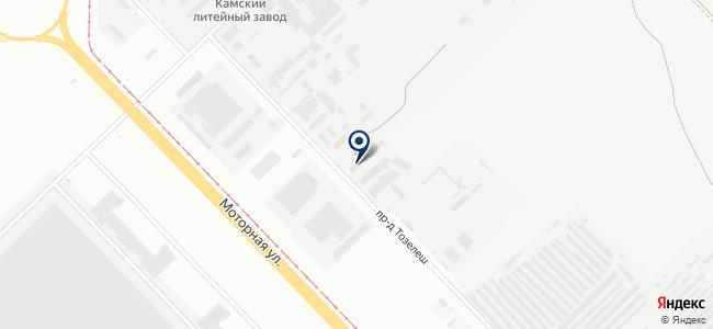 Монтаж, ООО на карте