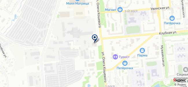 МастерПрофи на карте