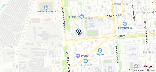 Строй Дача Инструмент на карте