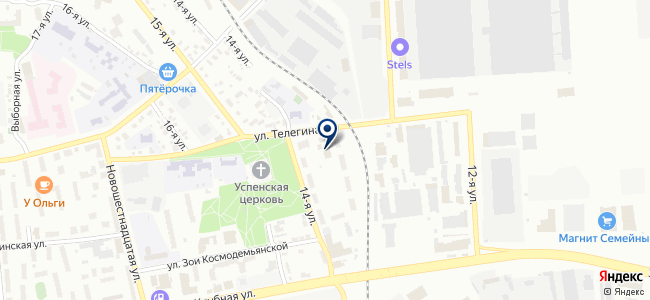 Стройснаб, ООО на карте