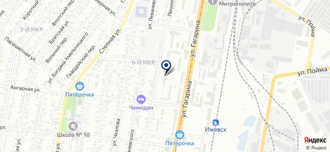 Иж-Мастер-Сервис на карте