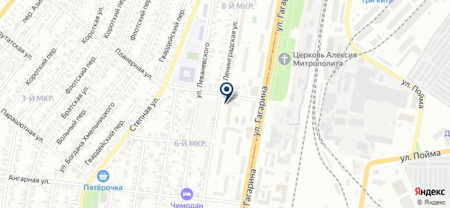 ОлимпОпт на карте