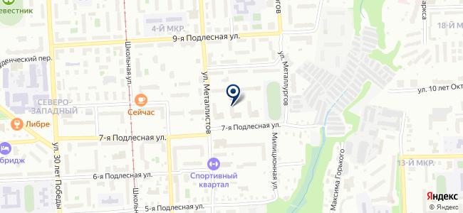 M-kip, ООО на карте