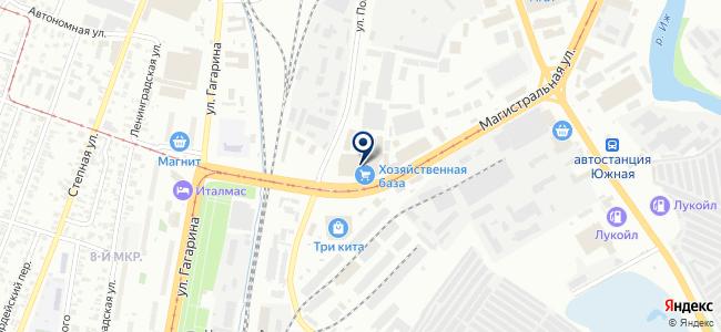 Арсенал-Электро на карте