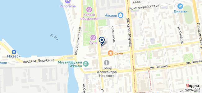 ЭлектроРай на карте
