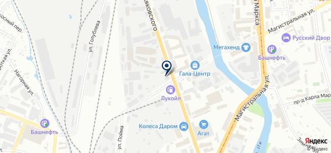 Мобитек, ООО на карте