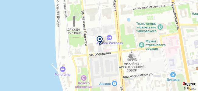 Аксион-Холдинг, ООО на карте