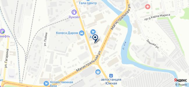 ПермьКабель, ООО на карте