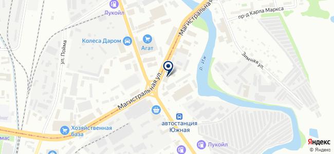 ТДК, ООО на карте