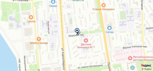 Радио на карте