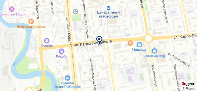 Строй-Инструмент на карте