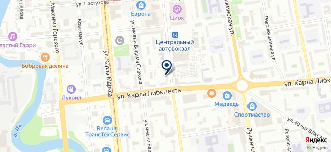 Алешкин Двор на карте